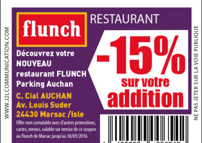 flunch perigueux